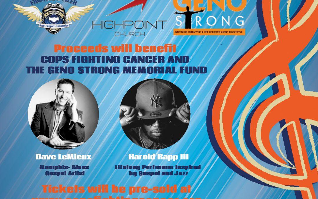 Fall Benefit Concert